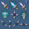 Excalibur WinXP Cursors by starfire