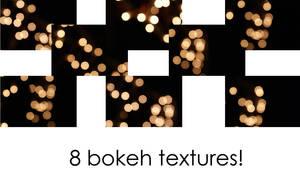 Bokeh texture pack