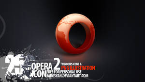 Opera Icon 2nd version
