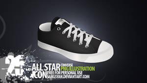 Allstar Converse Icon by sargsyan