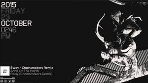 Rainmeter - Black and White Destiny Hunter Theme