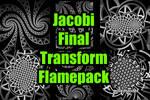 Jacobi Final Flames