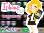 Iphone Doll .PSD