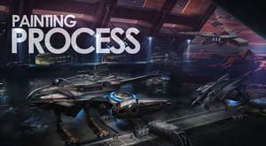 Spaceship Port Process