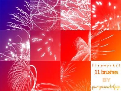 Fireworks By Pumpernickelpip by pumpernickelpip