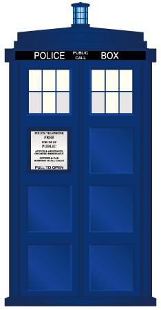 tardis ai file by ashley3d on deviantart dr who tardis clipart Black TARDIS