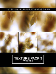TEXTURES PACK #3 by Alkindii