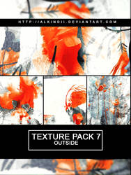 Texture Pack #7 by Alkindii