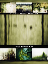 TEXTURE PACK #26 by Alkindii