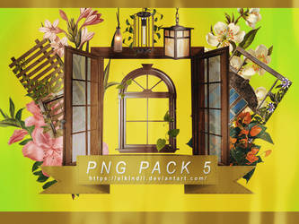 PNG PACK #5 by Alkindii