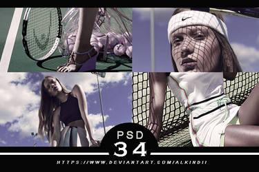 PSD #34 by Alkindii