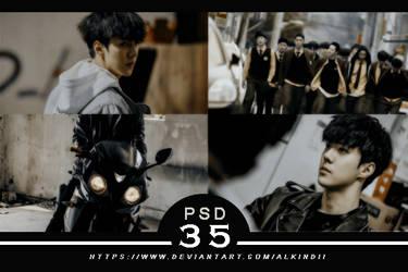 PSD #35 by Alkindii