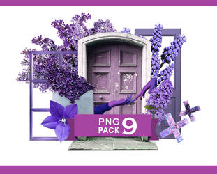 PNG PACK #9 by Alkindii
