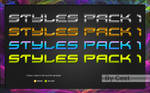 Photoshop Styles Pack 1 By Cest