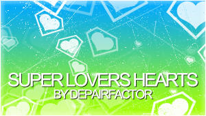 super lovers brushes :D by depairfactor