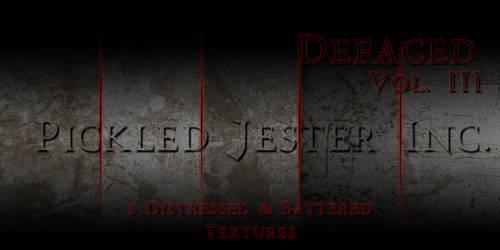 Defaced Volume III