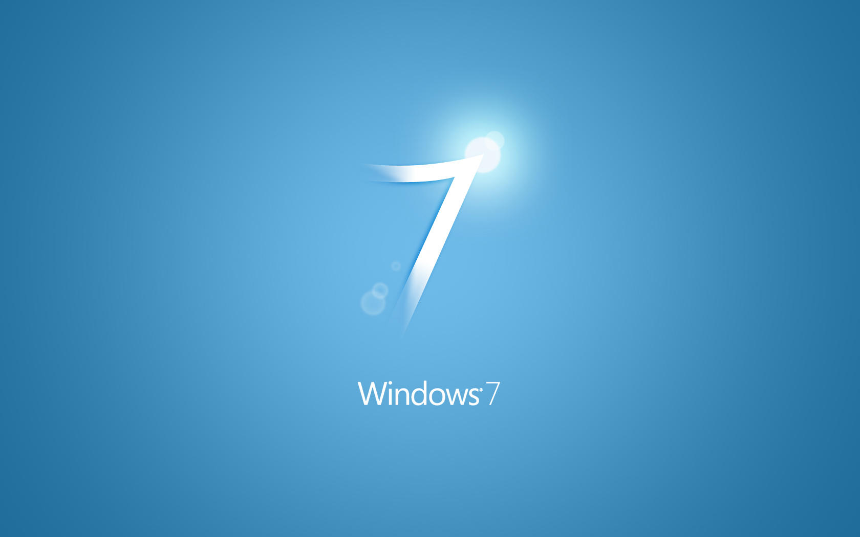 Windows 7 Screensaver by MarkyUppy83