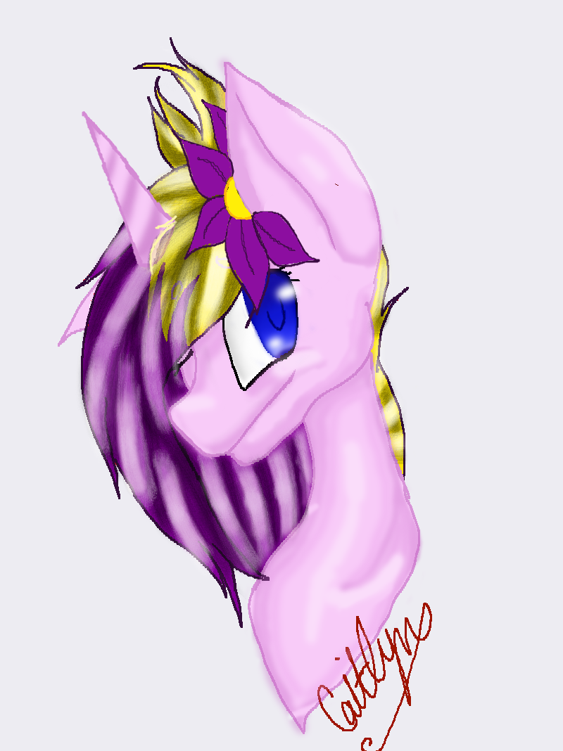 Princess lightning heart (gift) by TheOperatorsShadow