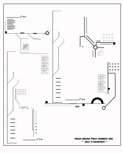 Tech pack 1 by Asuki