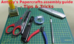 Antyyy's Papercrafts assembly guide (PDF download)