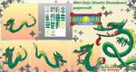 Dojo (Xiaolin Showdown) FREE papercraft download