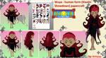Wuya - woman (Xiaolin Showdown) FREE papercraft