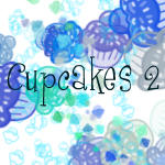Cupcakes Photoshop Brushes 2 by MaximilianMaxwell