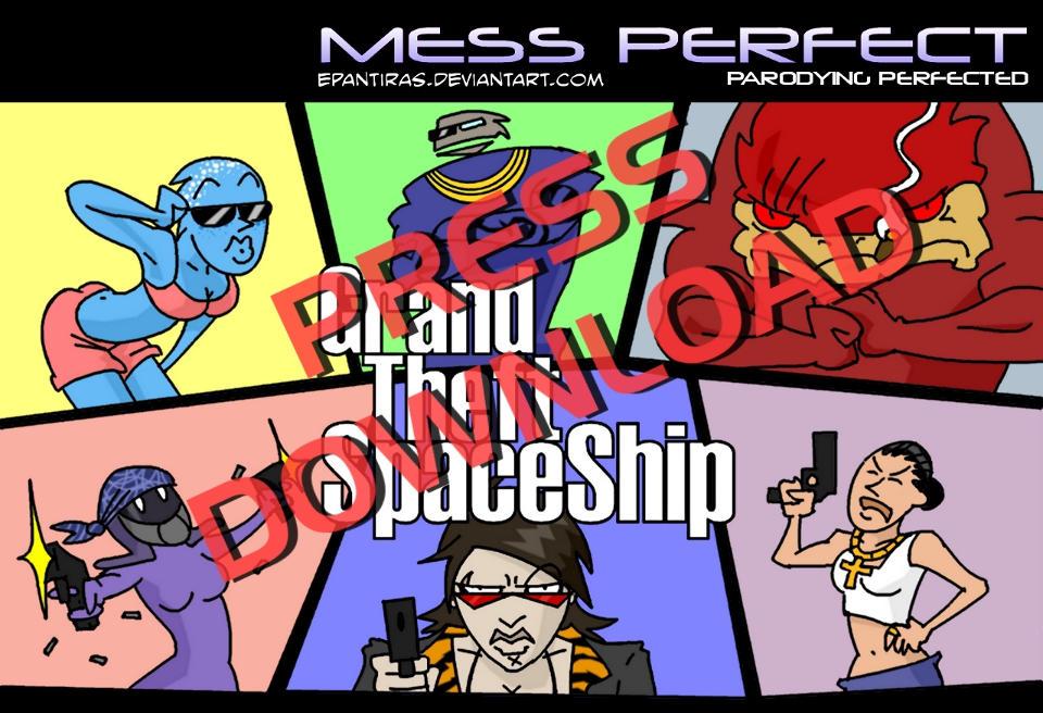 Mess Perfect WALLPAPER 04 by Epantiras