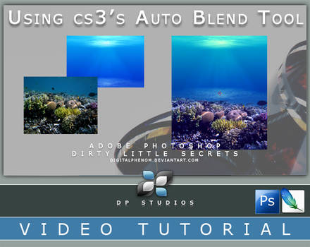 Use the Auto blend Tool
