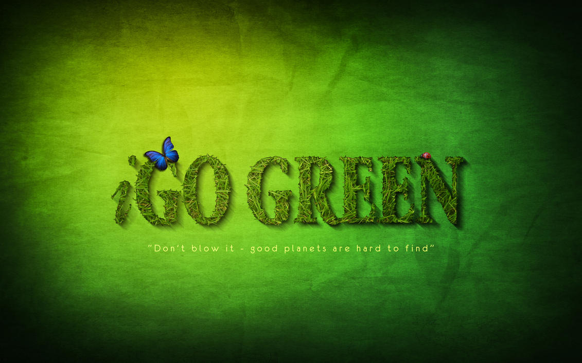 iGo Green by DigitalPhenom