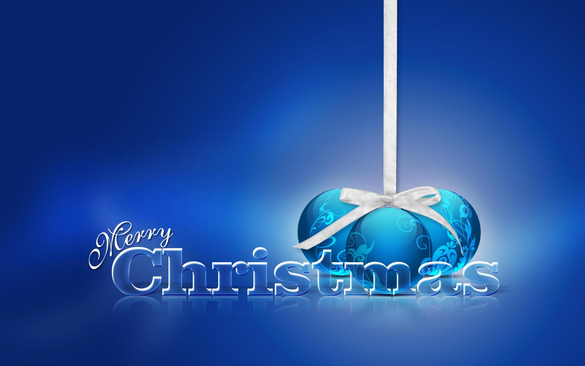 Merry Christmas 08 Widescreen by DigitalPhenom