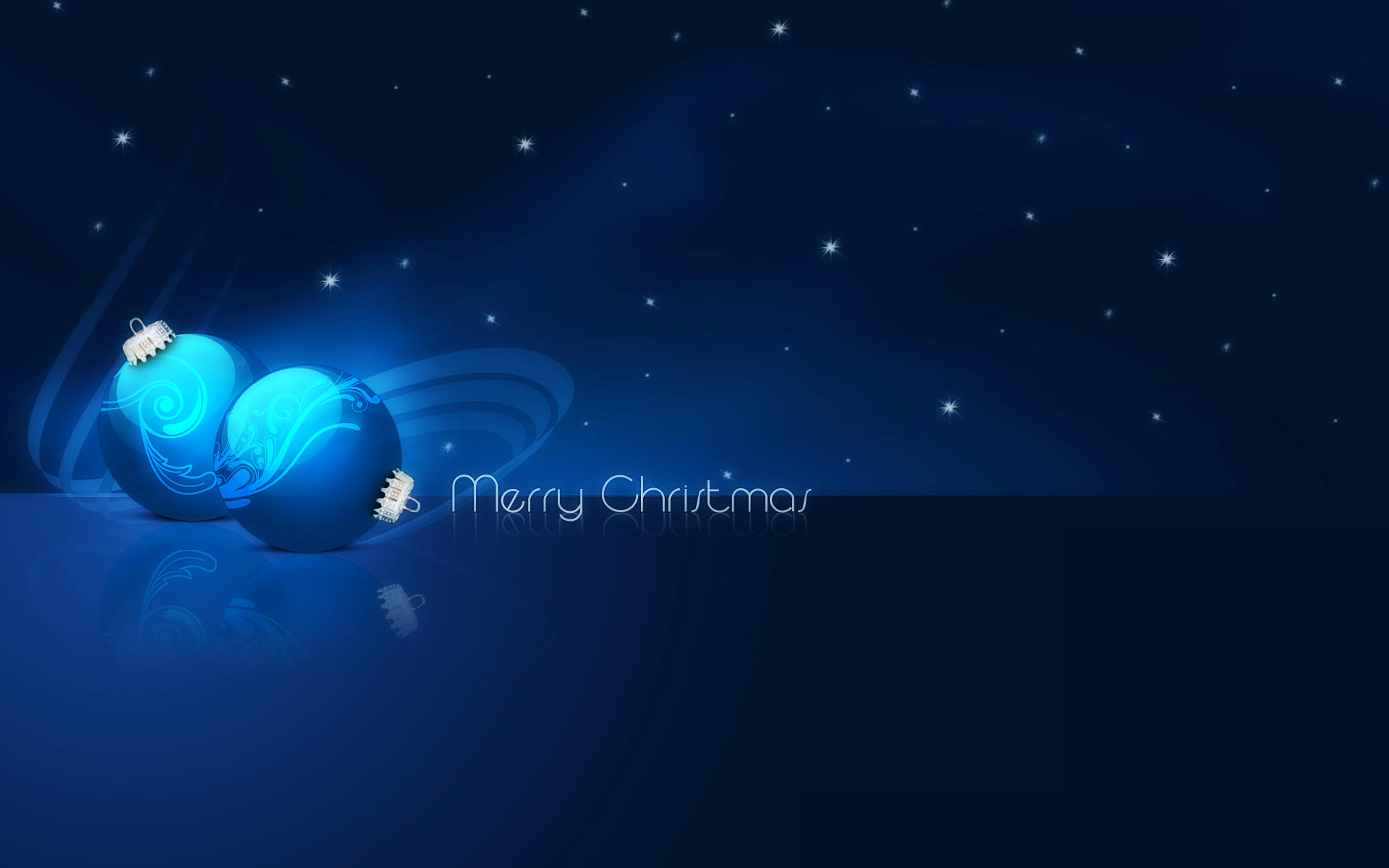 Merry Christmas II Widescreen by DigitalPhenom