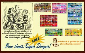 Super Dooper Gradient Pack by DigitalPhenom