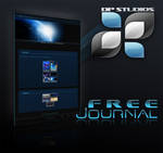 Free Space Journal by DigitalPhenom