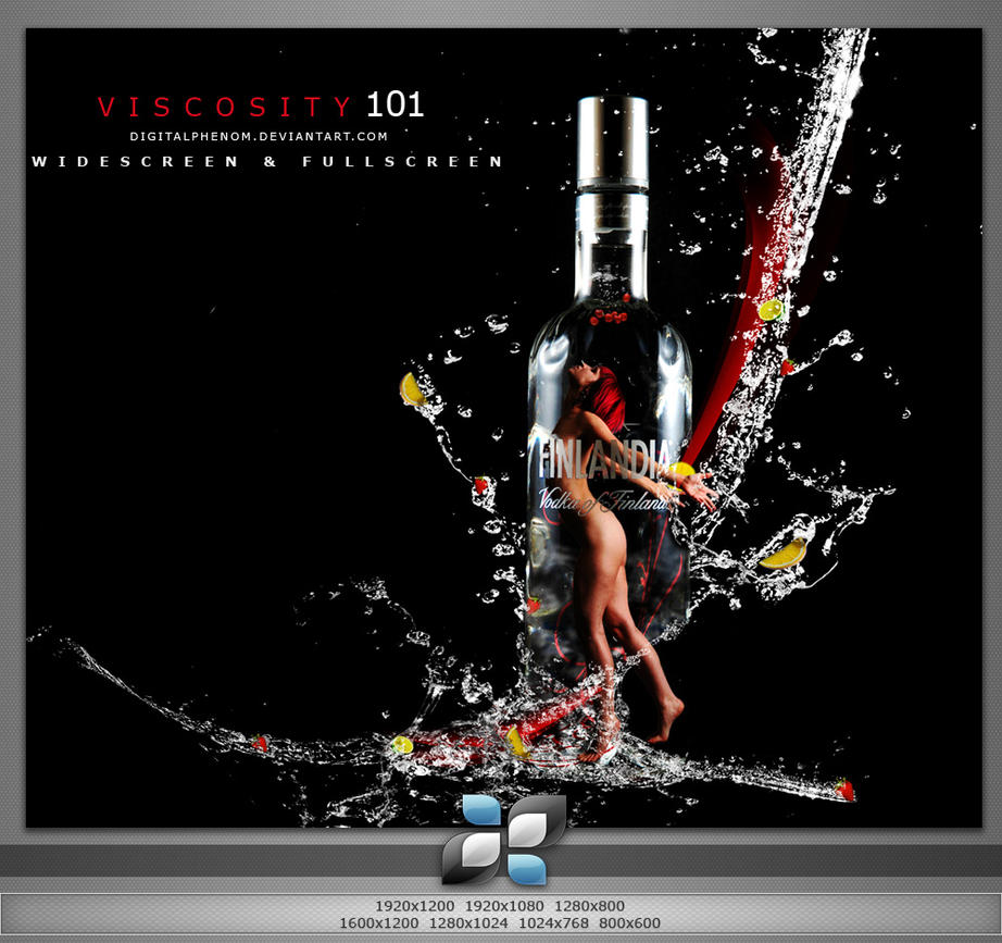 VISCOSITY 101 by DigitalPhenom