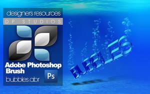 Photoshop Bubble Brush+PSD by DigitalPhenom
