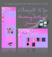 ButterflyWisp CSS + Gallery by DigitalPhenom