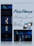 Fairy Dreams Journal + Gallery