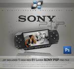 Sony PSP psd