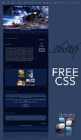Dark Fantasy FREE CSS