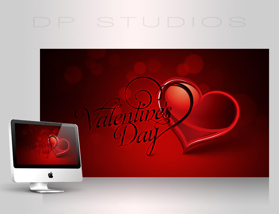 Happy Valentines Day by DigitalPhenom