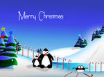 Penguins Christmas Fun Pack