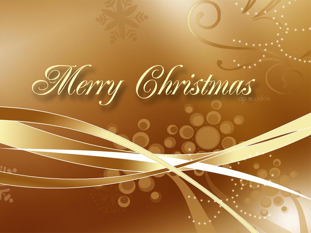 GOLD CHRISTMAS SINGLE by DigitalPhenom