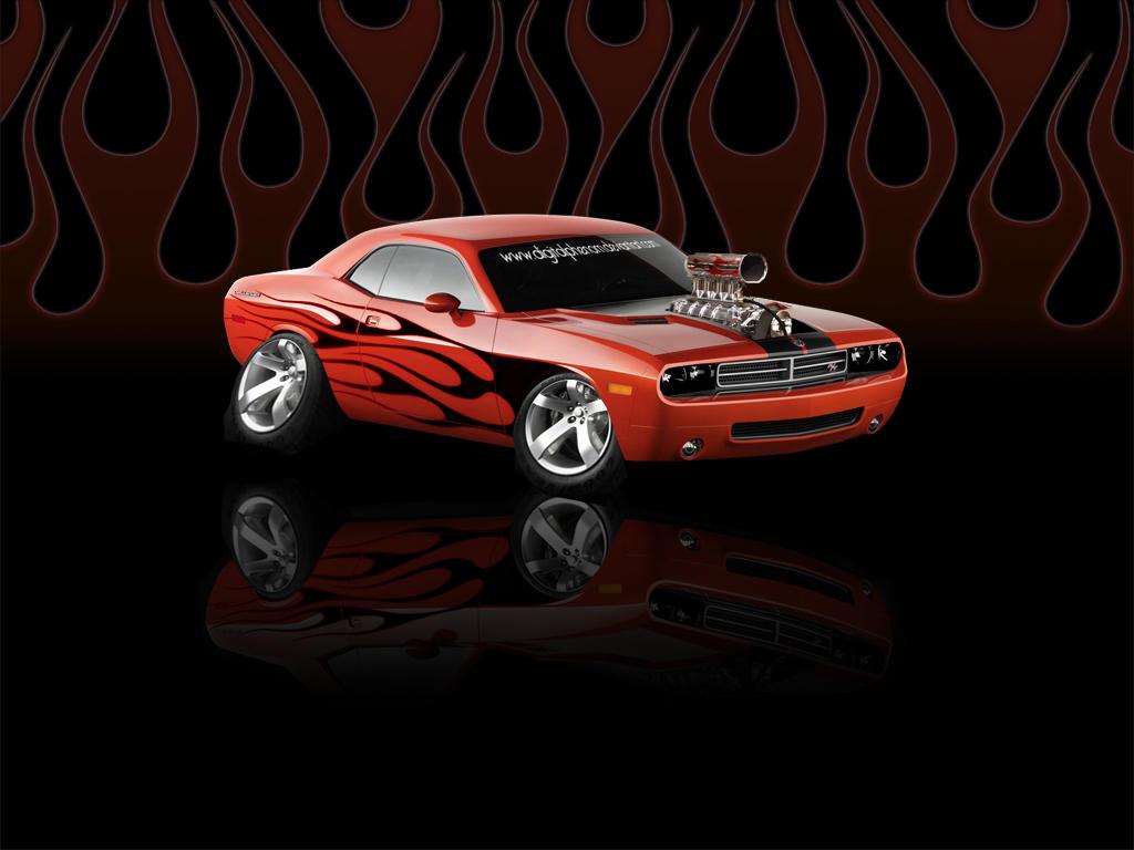 DP's Challenger Whip by DigitalPhenom