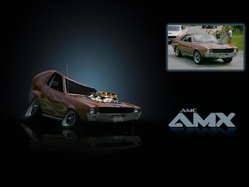 DP's AMC AMX WHIP by DigitalPhenom
