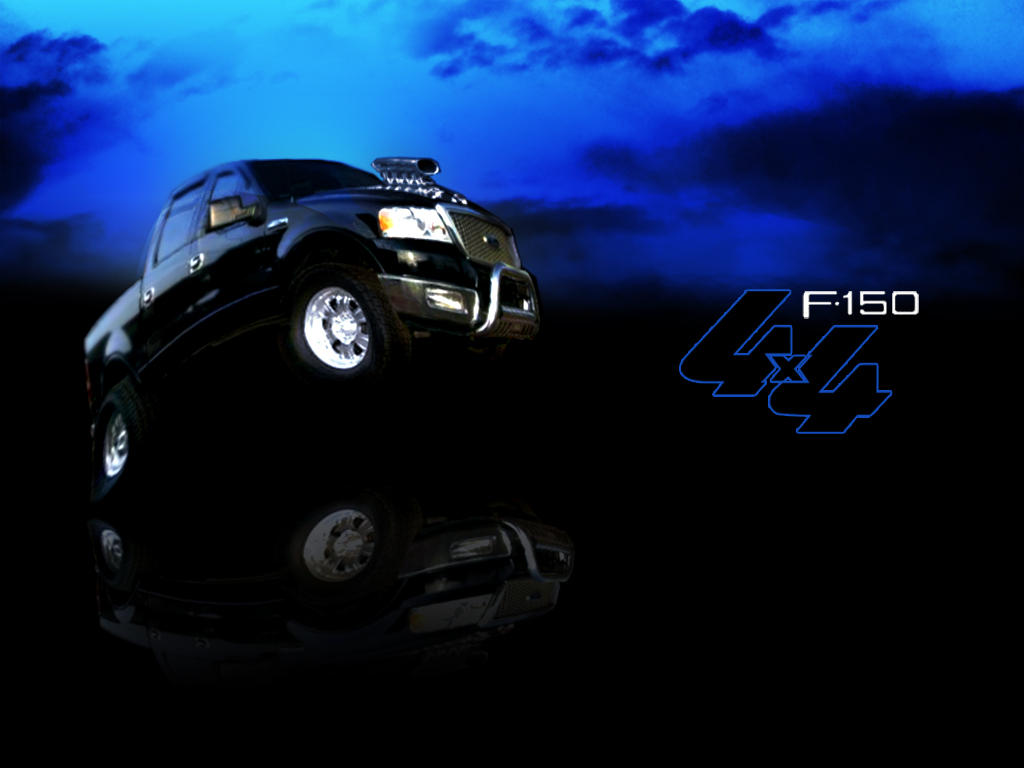 DP's 04' F150 4x4 WHIP by DigitalPhenom
