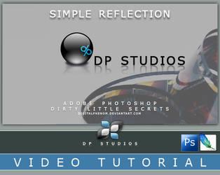 Photoshop Reflection Video Tut by DigitalPhenom