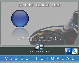 Simple Photoshop Orb Video Tut by DigitalPhenom