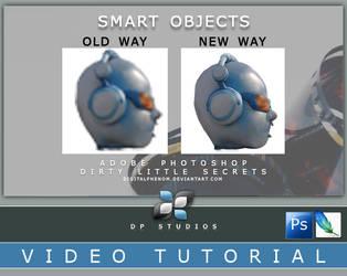 Smart Objects In P CS2 Video by DigitalPhenom