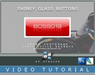 Glassy Button P CS Video Tut by DigitalPhenom